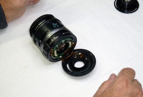 Canon Lens EFS 18-55