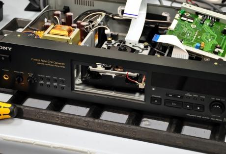SONY CDP-XB930