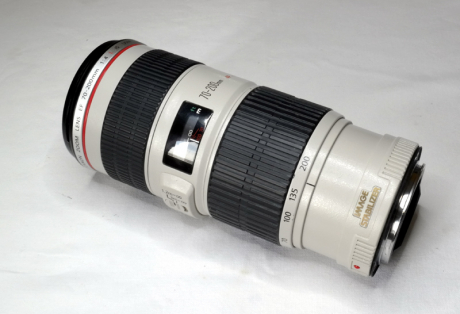 Canon Zoom Lens EF 70-200