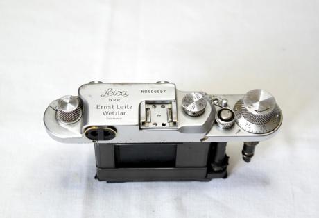 Leica D.R.P. Ernst Leitz Wetzlar