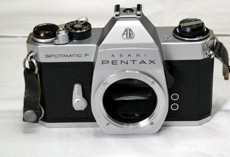 Pentax Asahi Spotmatic F